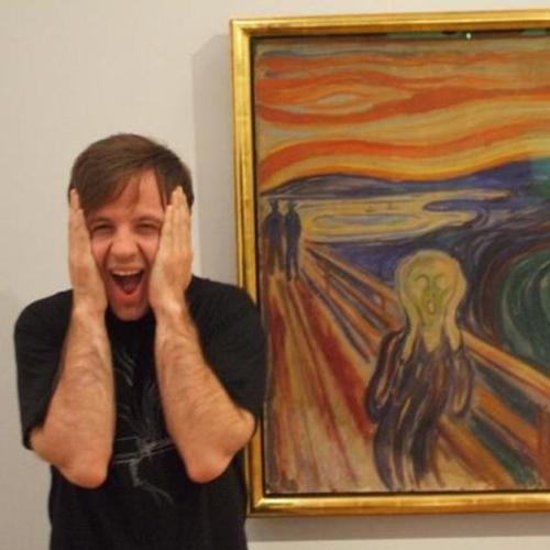 Új őrület: művészi alkotásokkal pózolnak a partnerkeresőn