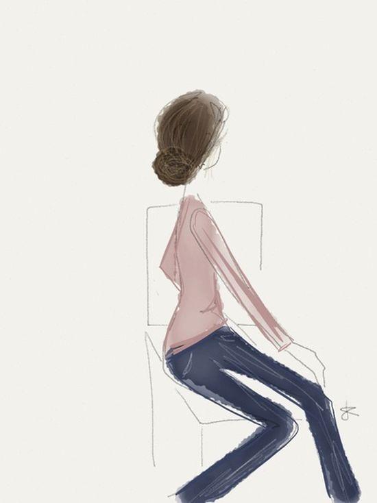 3 jóga gyakorlat a hátfájás ellen, amit akár tűsarkúban is végezhetsz