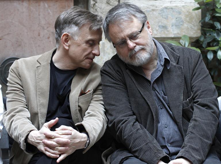 Mácsai Pál és Máté Gábor