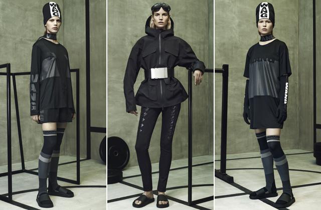 Ilyen lett az Alexander Wang x H&M kollekció