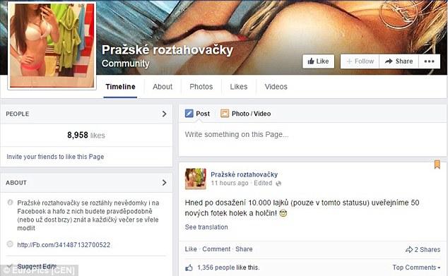 Nőket aláznak egy Facebook oldalon
