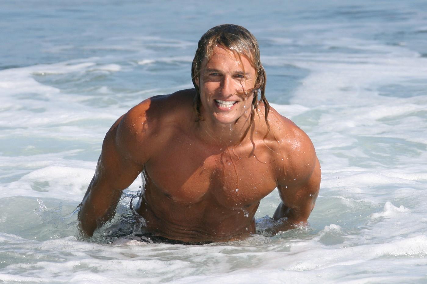 45 éves lett a böngyör szépfiúból Oscar-díjas színésszé avanzsált Matthew McConaughey