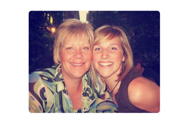 Anya és lánya most