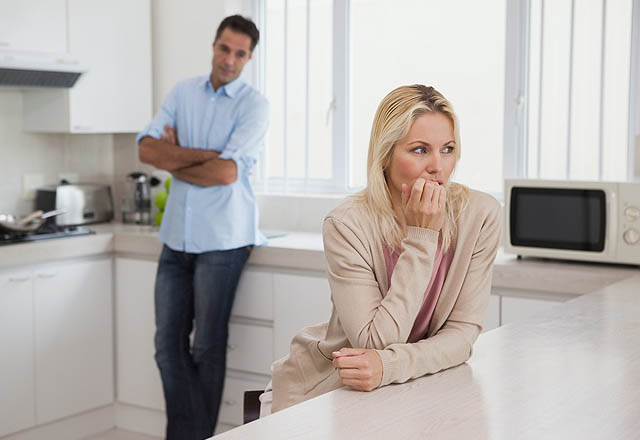 Hogyan lett ennyire önbizalom hiányos férfi a párom?