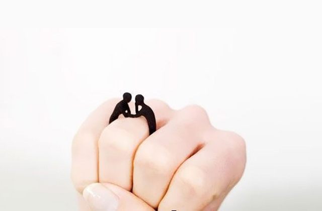 20 elképesztően kreatív gyűrű