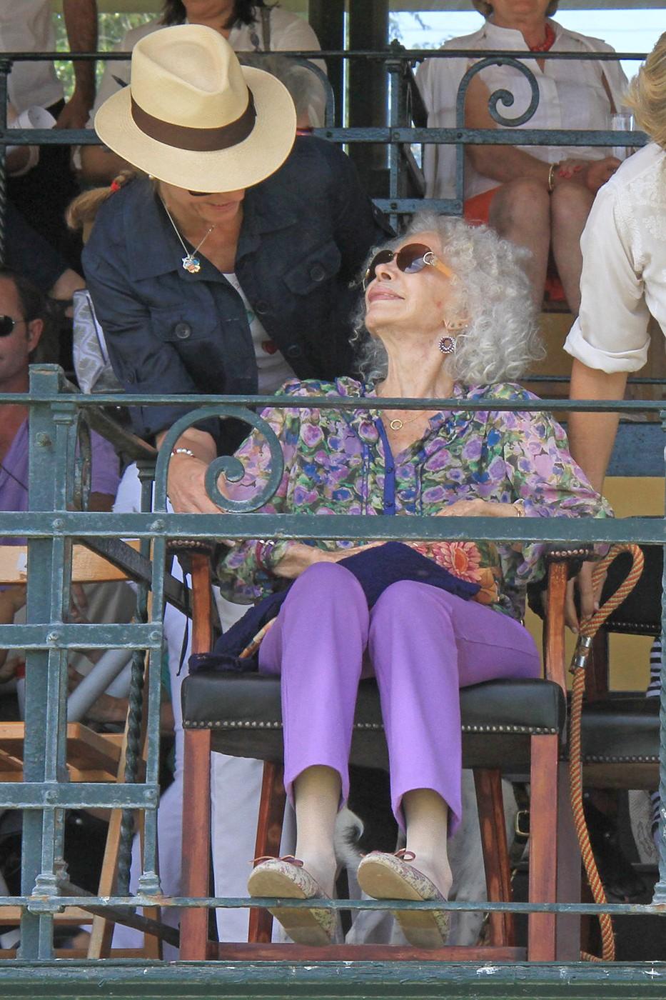 Meghalt a spanyolok kedvenc hercegnője