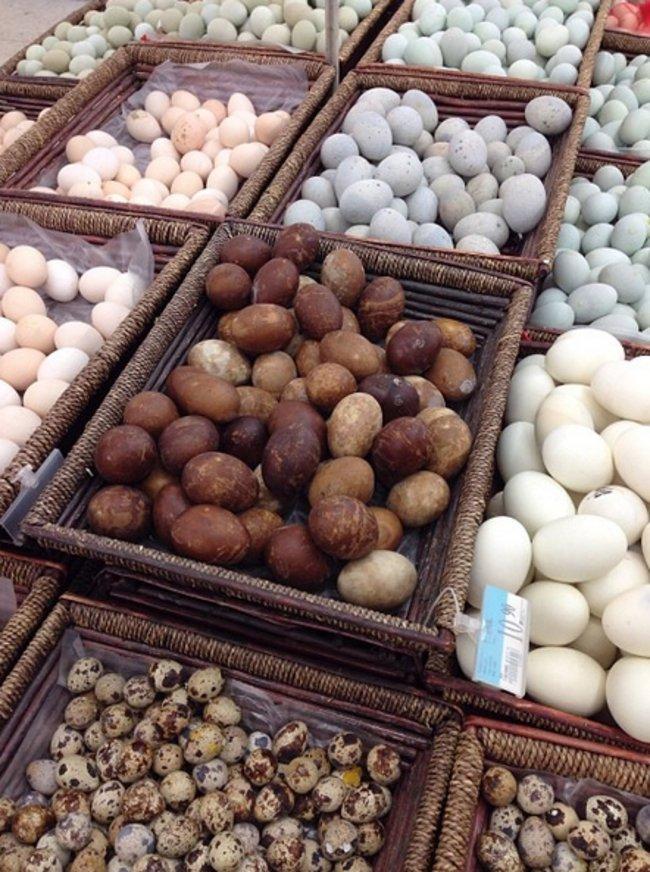 Őrült nagy tojásválaszték