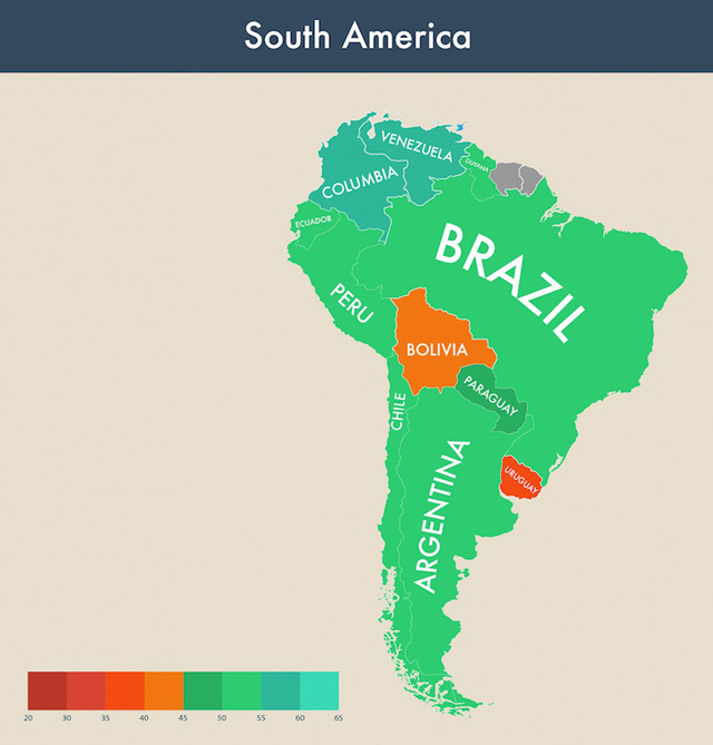 Ezek a világ legboldogabb országai
