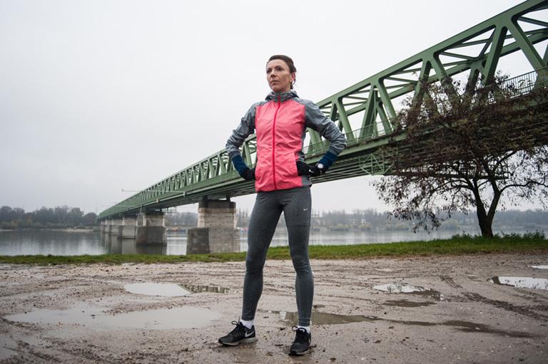 """""""A futás mentette meg az életem"""