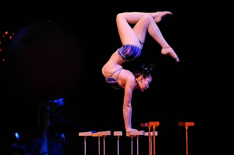 Ilyen egy nap a Cirque du Soleil csodagyárában