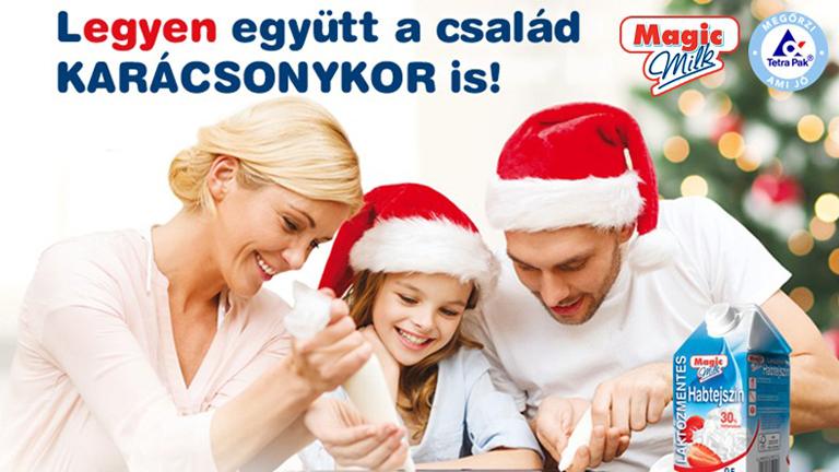 L-egyen együtt a család - karácsonykor is!