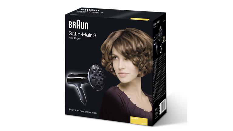 Prémium hajvédelem: Satin Hair 3 hajszárító