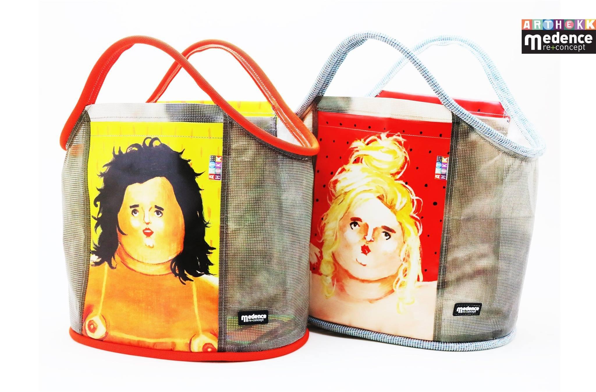 Idézd meg a nyarat Balaton-ihlette újrahasznosított táskákkal
