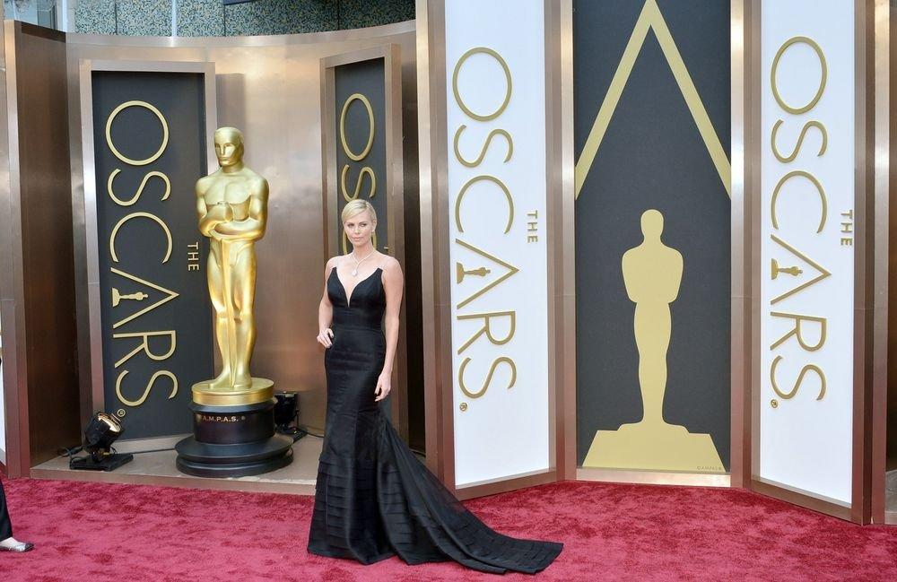 Charlize Theron/Oscar díjátadó