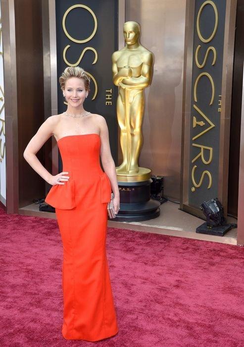 Jennifer Lawrence/Oscar díjátadó