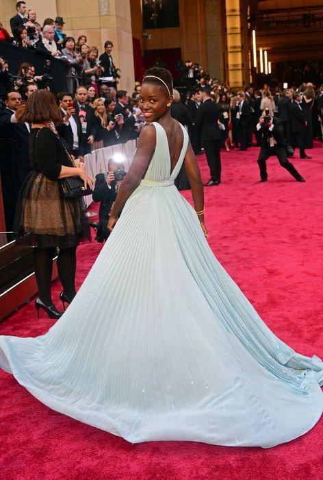Lupita Nyong'O díjátadó