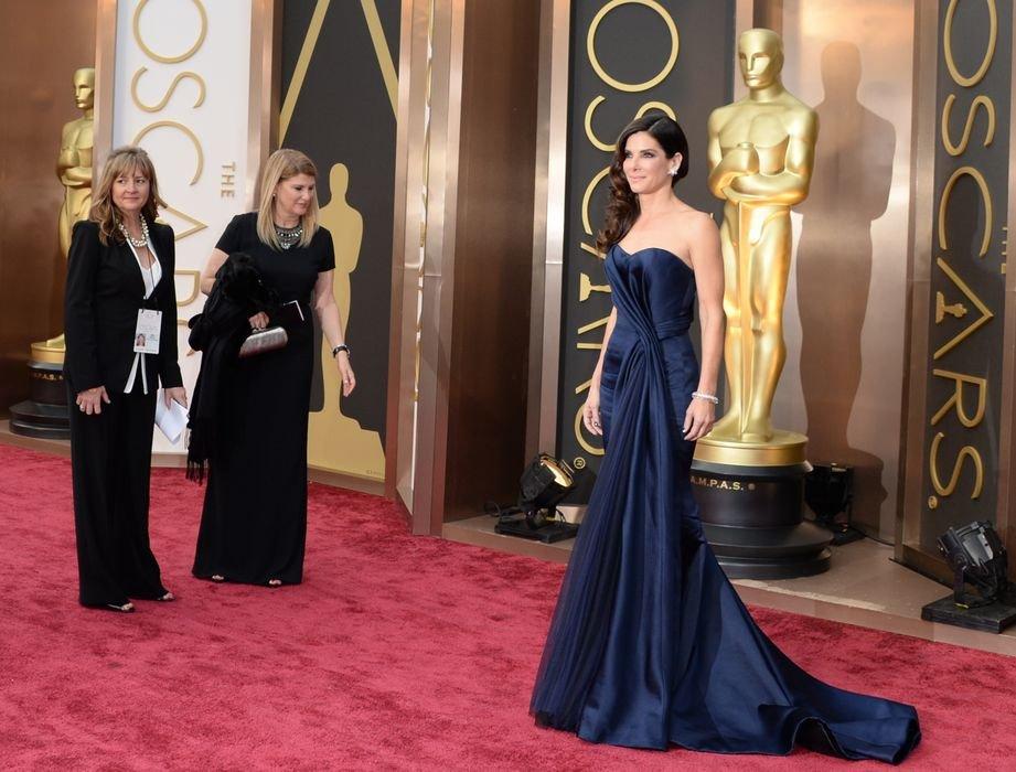Sandra Bullock/Oscar díjátadó