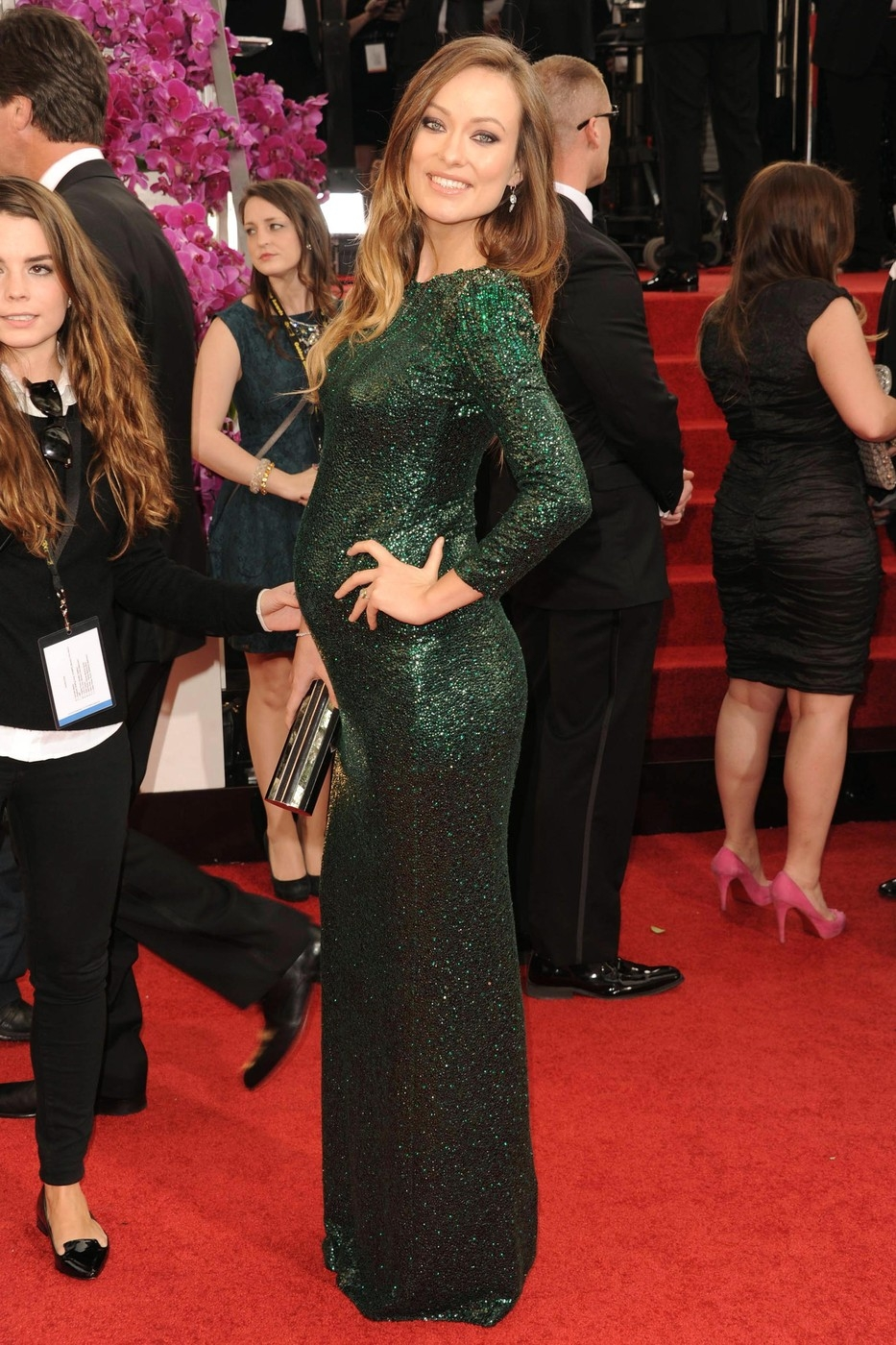 Olivia Wilde/Oscar díjátadó