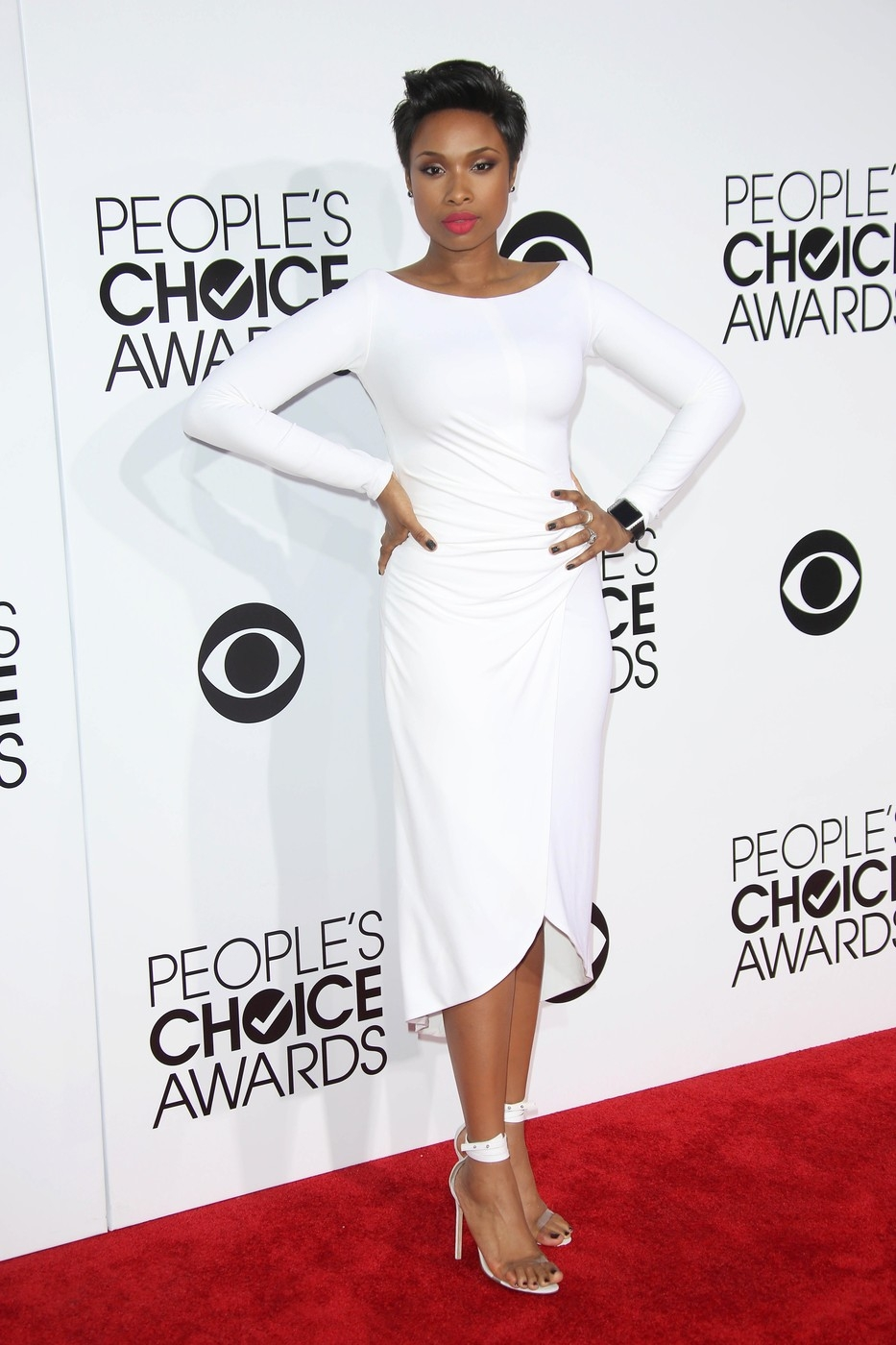 Jennifer Hudson/People's Choice díjátadó