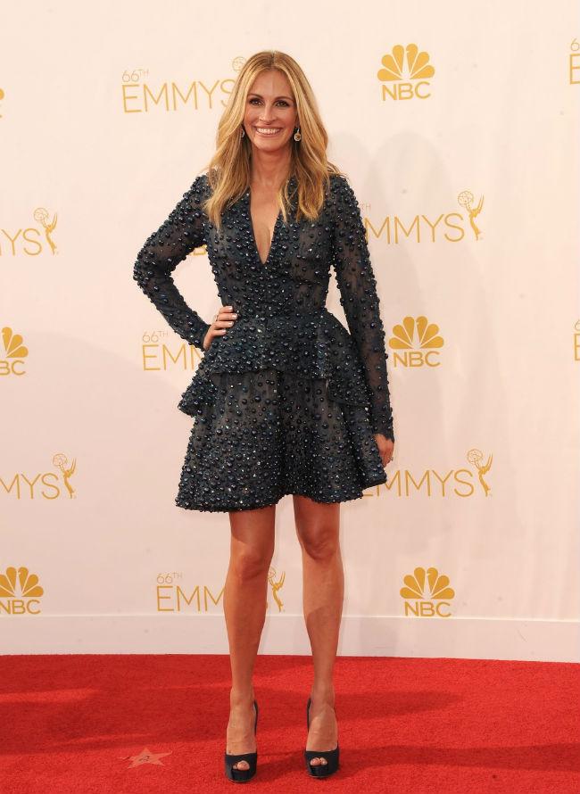 Julia Roberts/Emmy díjátadó