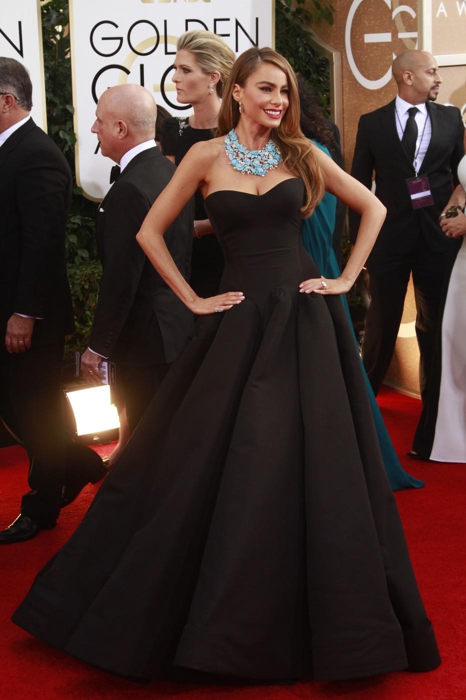 Sofia Vergara/Golden Globe díjátadó