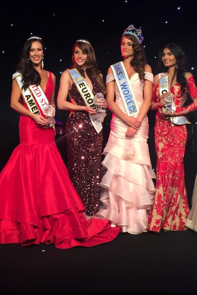 Miss World 2014 – Második lett a magyar lány, Kulcsár Edina