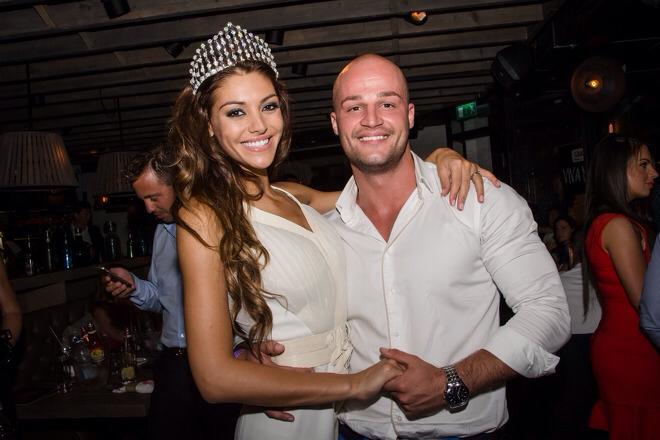 Ilyen lány Kulcsár Edina, a Miss World második helyezettje