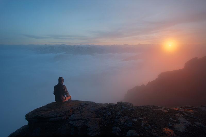 Séta a felhők felett: csodás képek egy fotóstól