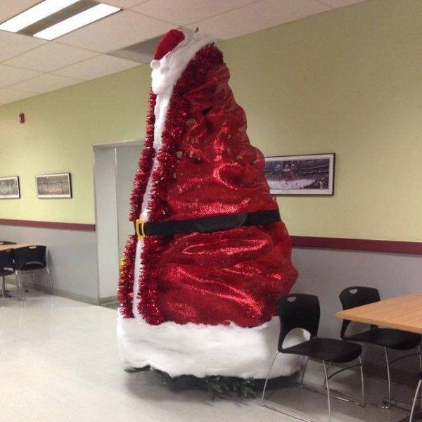 Vállalhatatlan karácsonyi dekorációk