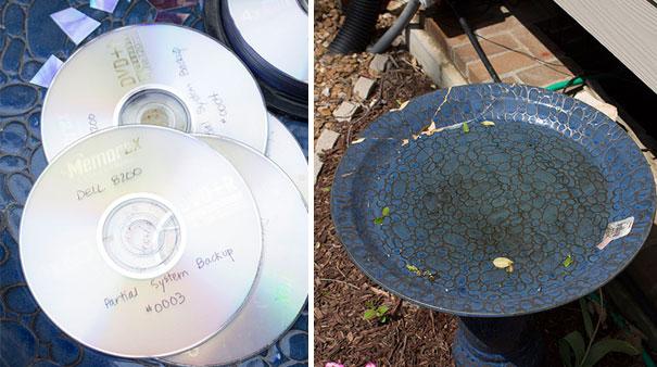 10 szuper ötlet - ezt csináld a régi CD lemezekkel