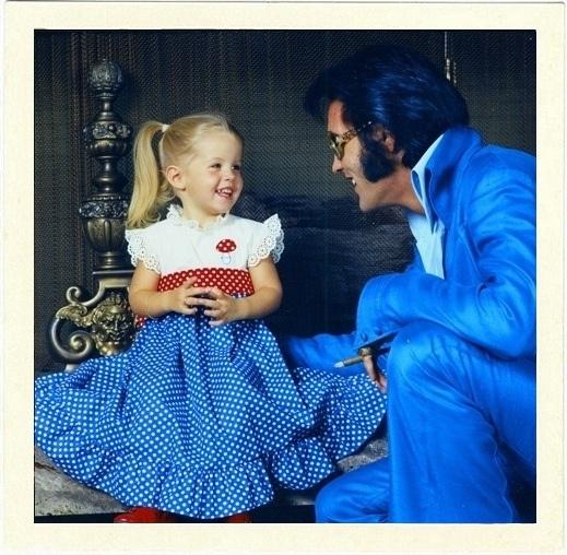 Elvis és Lisa Marie rajongásig szerették egymást.