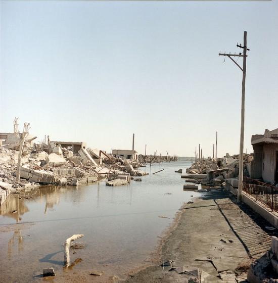 Ilyen egy város, ami 25 évig víz alatt volt - fotók