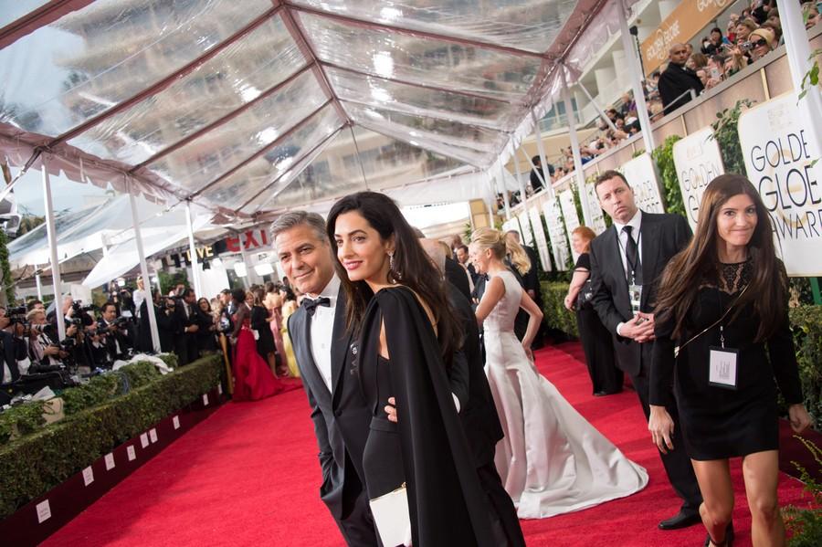 George Clooneyról és a Sráckorról szólt a Golden Globe gála