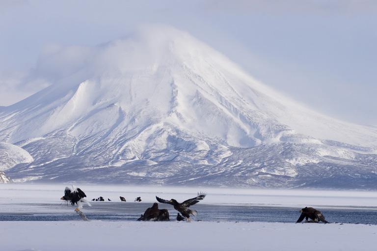 7 lenyűgöző fotó Oroszország havas tájairól