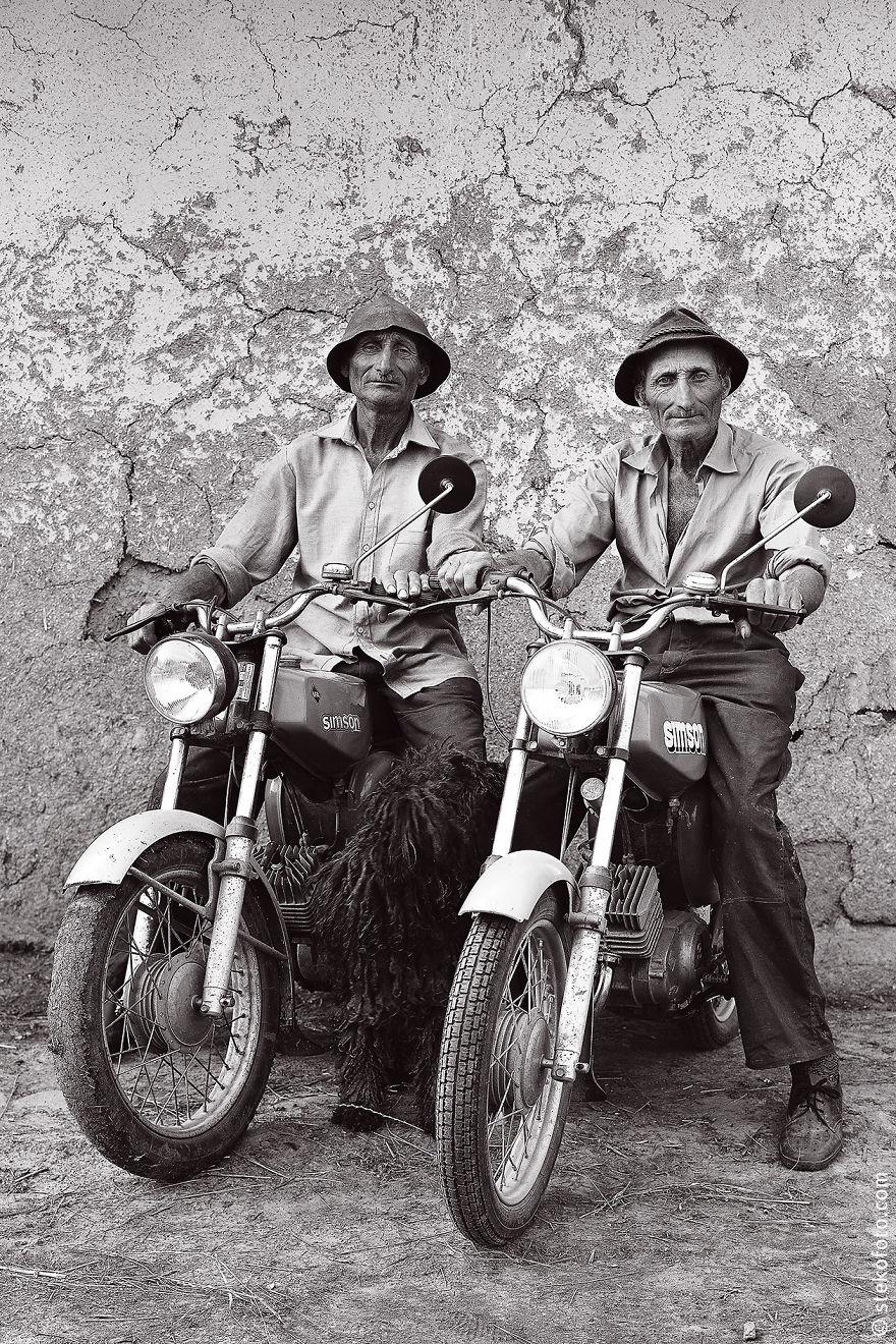 Ilyen volt az élet a Pusztában a 80-as években - csodás képek egy magyar fotóstól