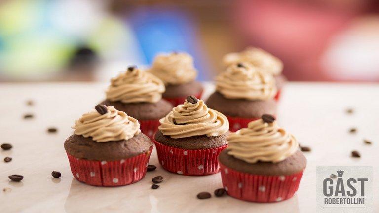 Könnyű desszert: kávés cupcake