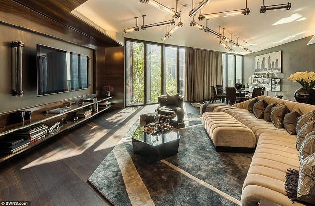 Ez London legdrágább egy hálószobás lakása
