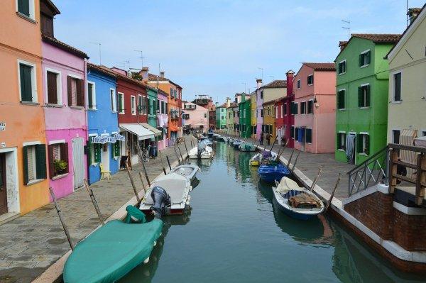 Európa legszínesebb helyszínei