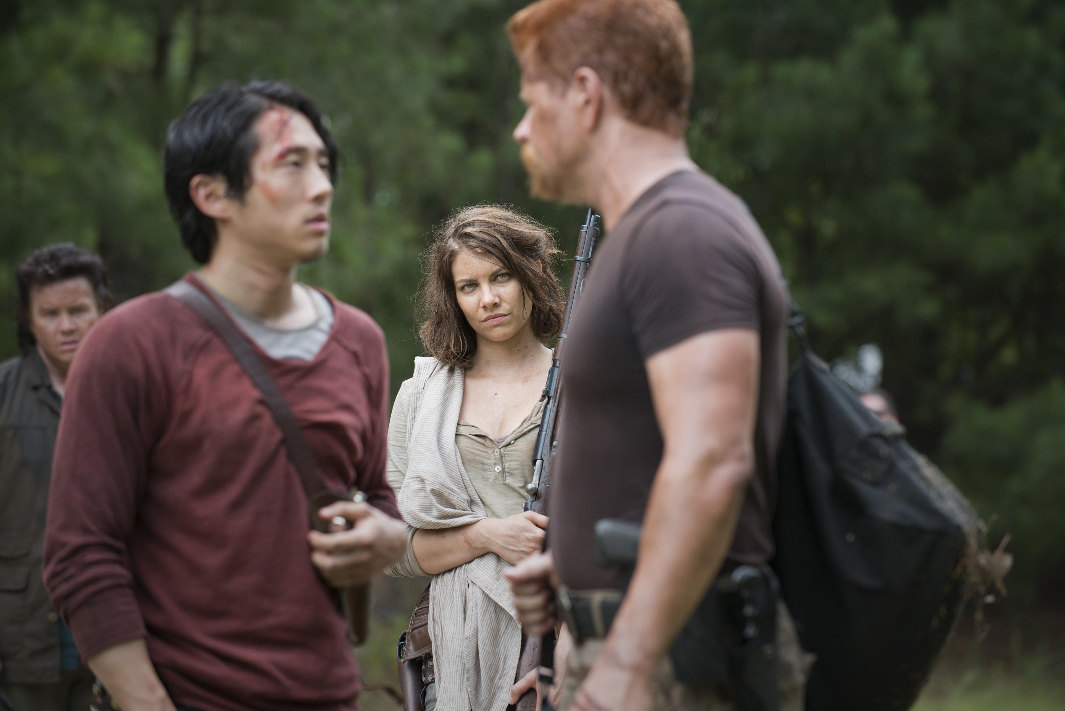 Steven Yeun, a The Walking Dead Glennje –