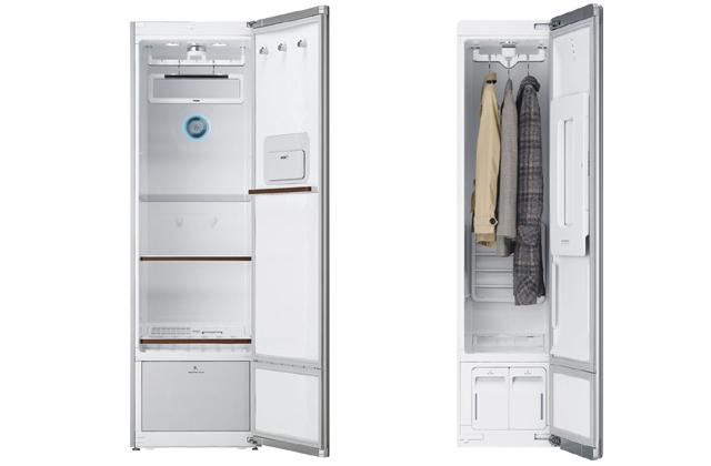 A jövőben a gardróbszekrény mossa ki a ruháinkat