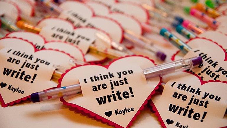 Valentin-napi ajándék ötletek gyerekeknek