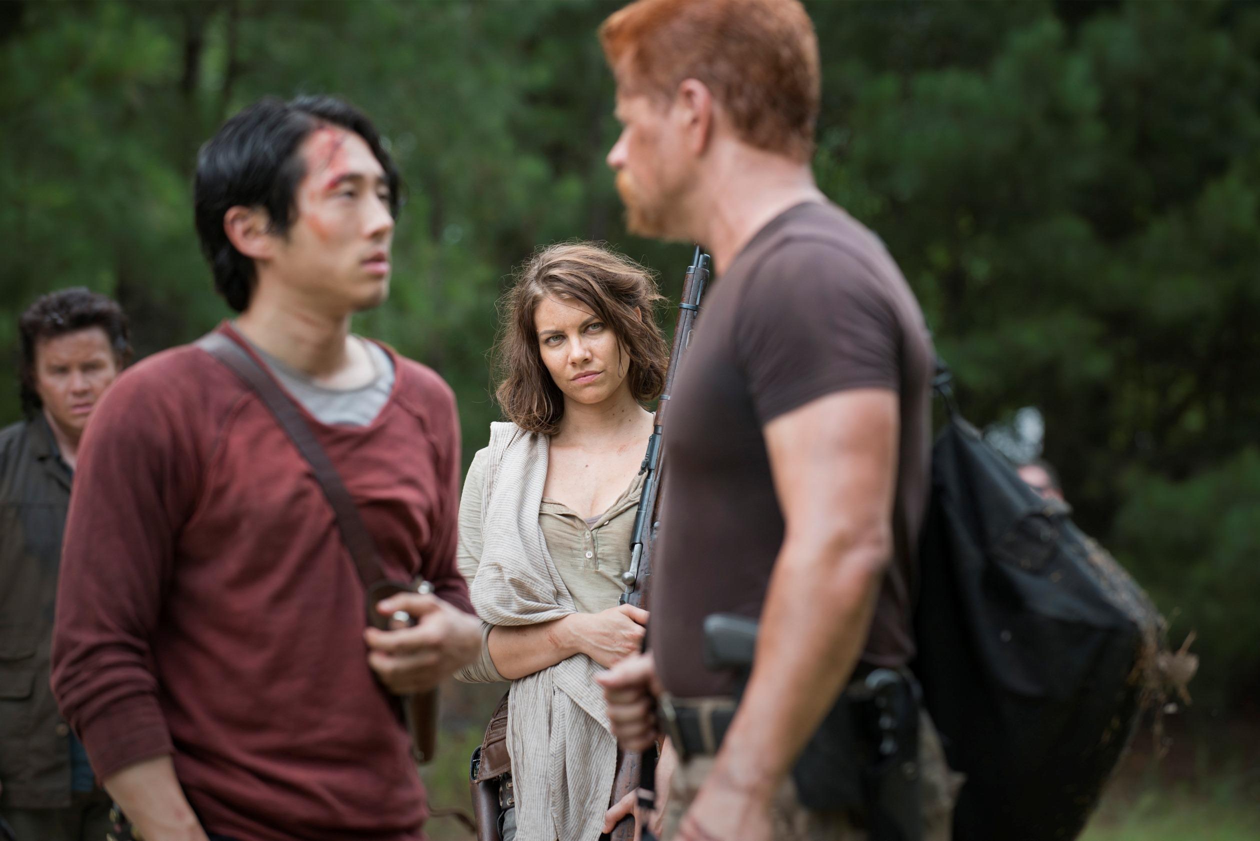 The Walking Dead: így folytatódik az ötödik évad