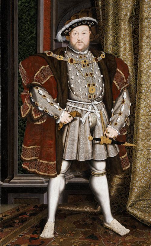 Hat évszázados tévhit VIII. Henrikről