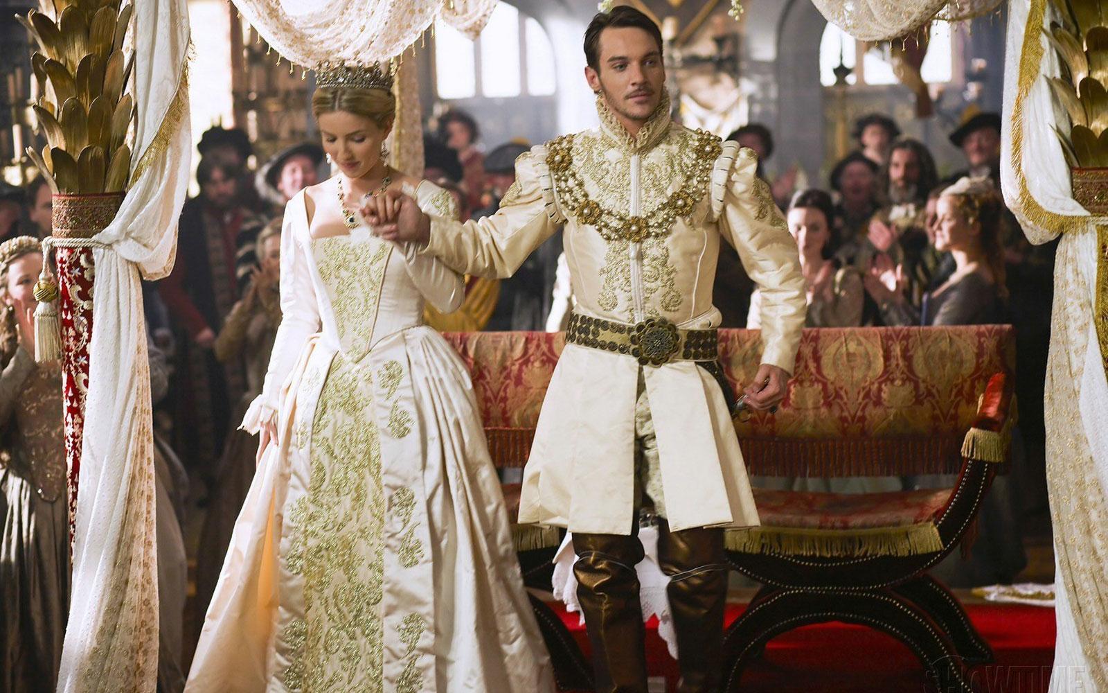 Jane Seymour a Tudorok sorozatban