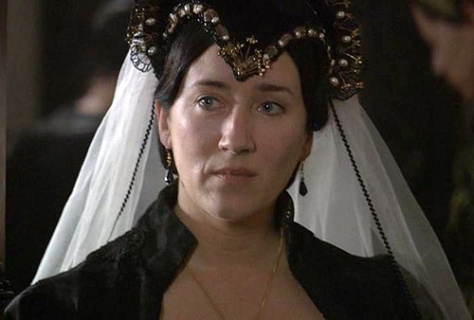 Aragóniai Katalin a Tudorok sorozatban