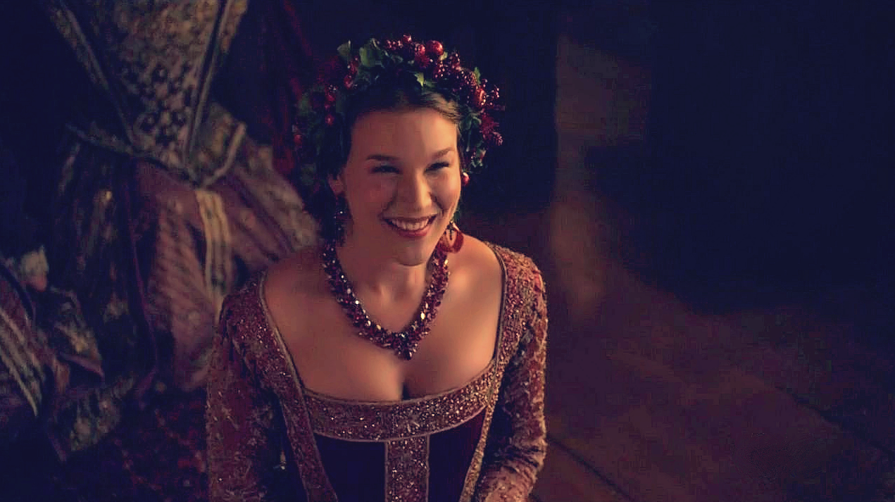 Cleves-i Anna a Tudorok sorozatban