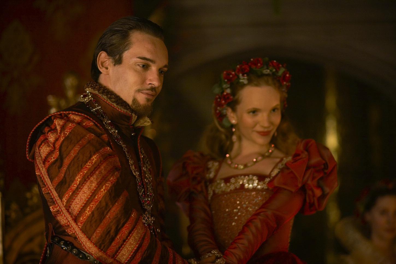 Howard Katalin a Tudorok sorozatban