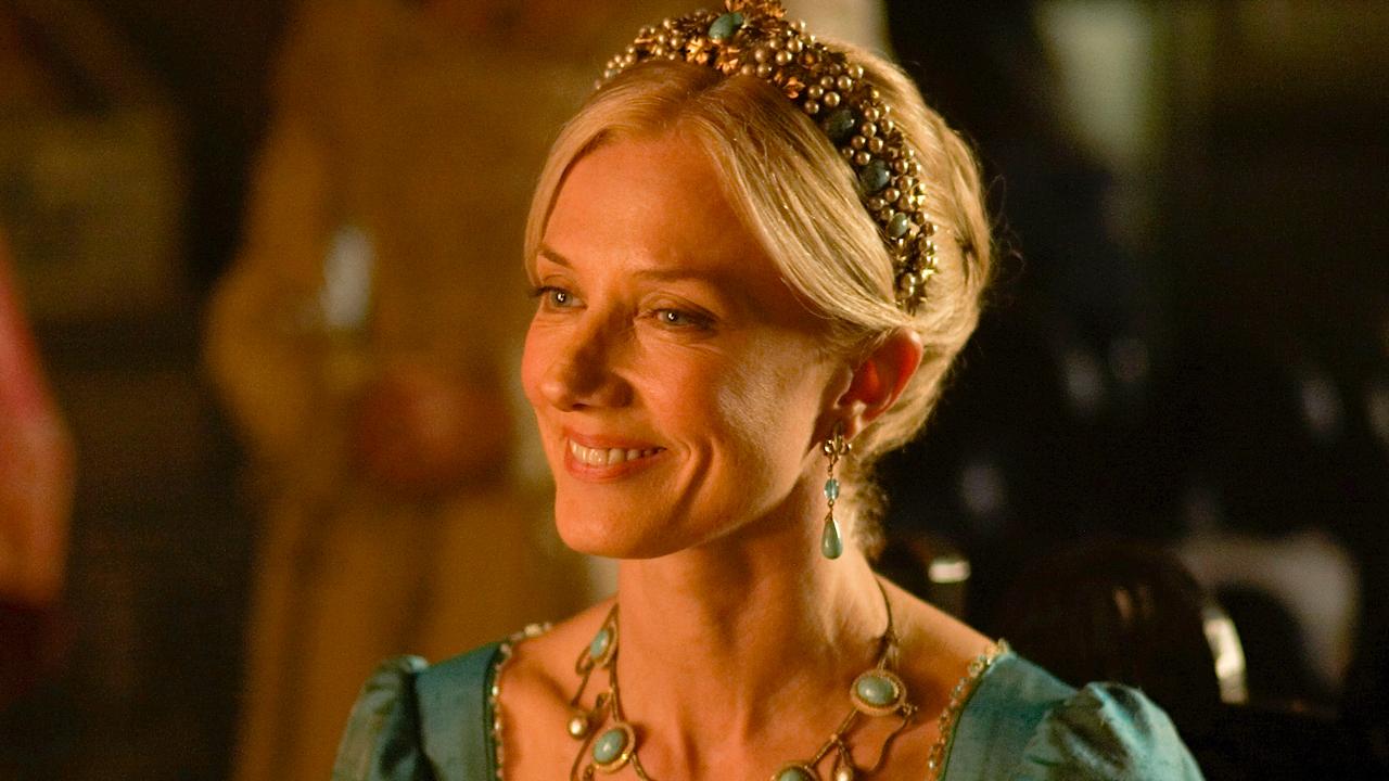 Catherine Parr a Tudorok sorozatban