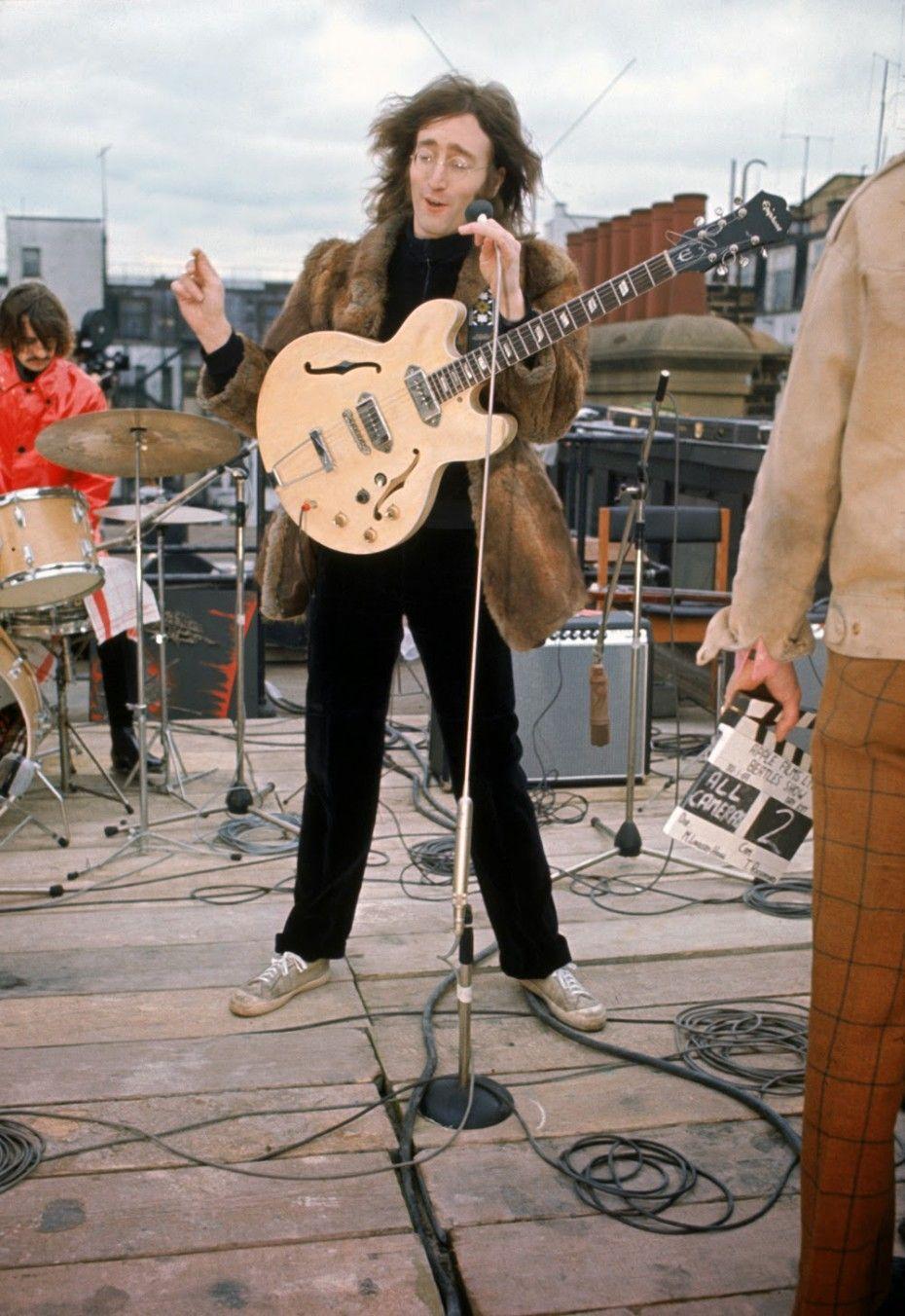 Soha nem látott képek a Beatles utolsó koncertjéről