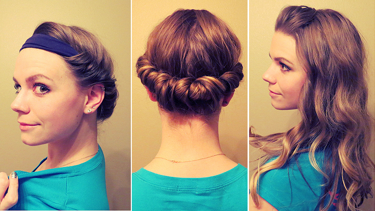 HD wallpapers cute hairstyles to do with curly hair
